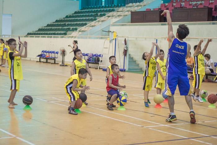 Cách ném bóng rổ chuẩn