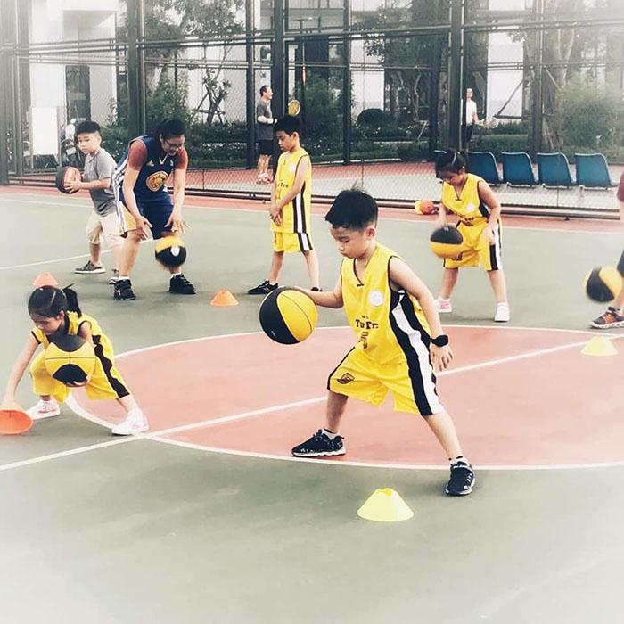 chơi bóng rổ có tăng chiều cao không